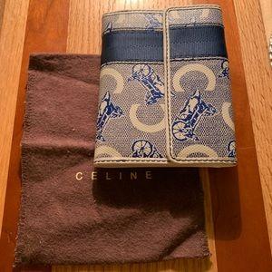 Vintage Celine wallet $300